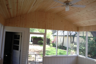 Sunrooms/ Screened-In Porch