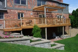 <h2>Deck Remodeling in Bloomington IL</h2>